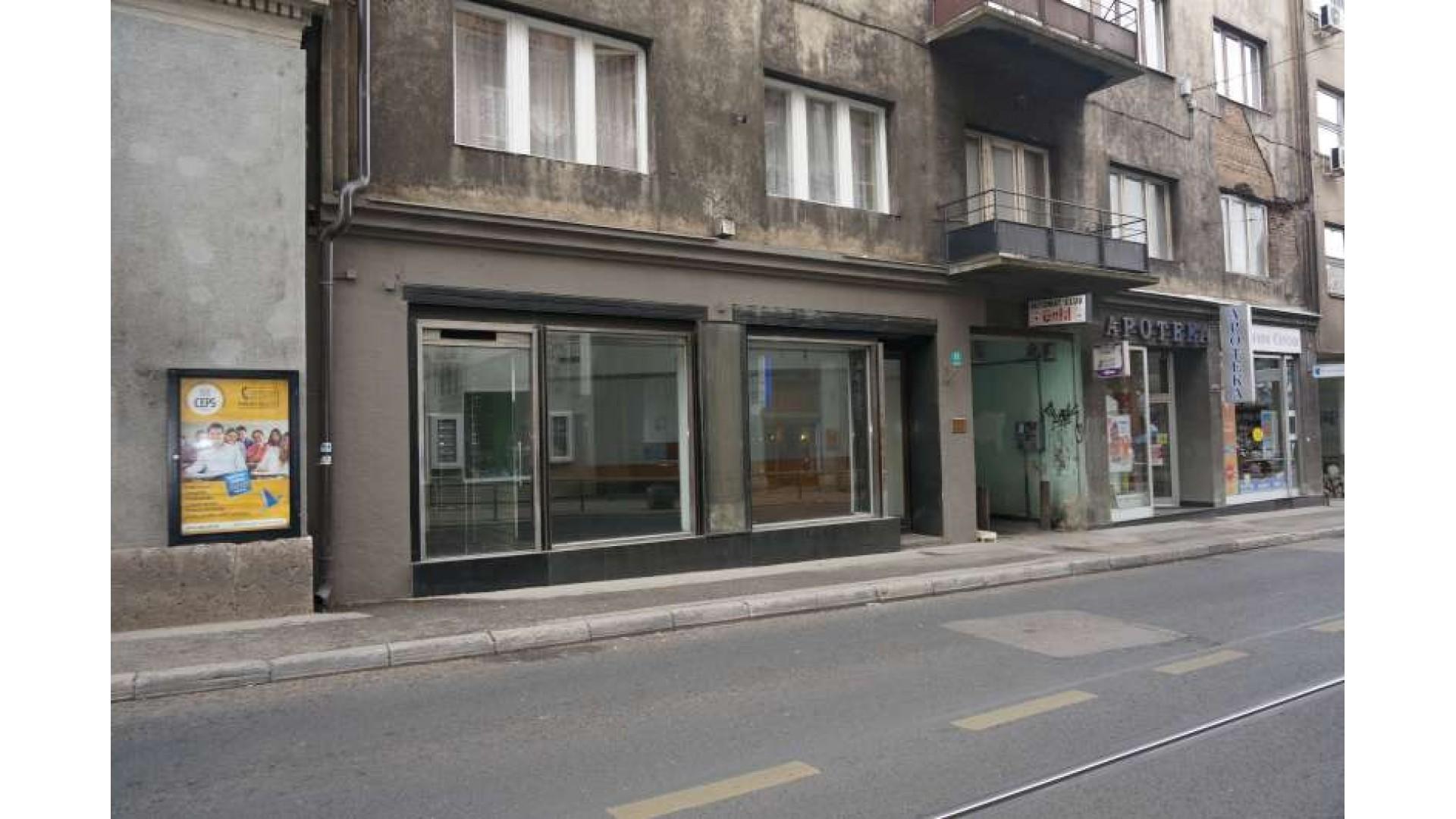 Poslovni prostor u centru Sarajeva