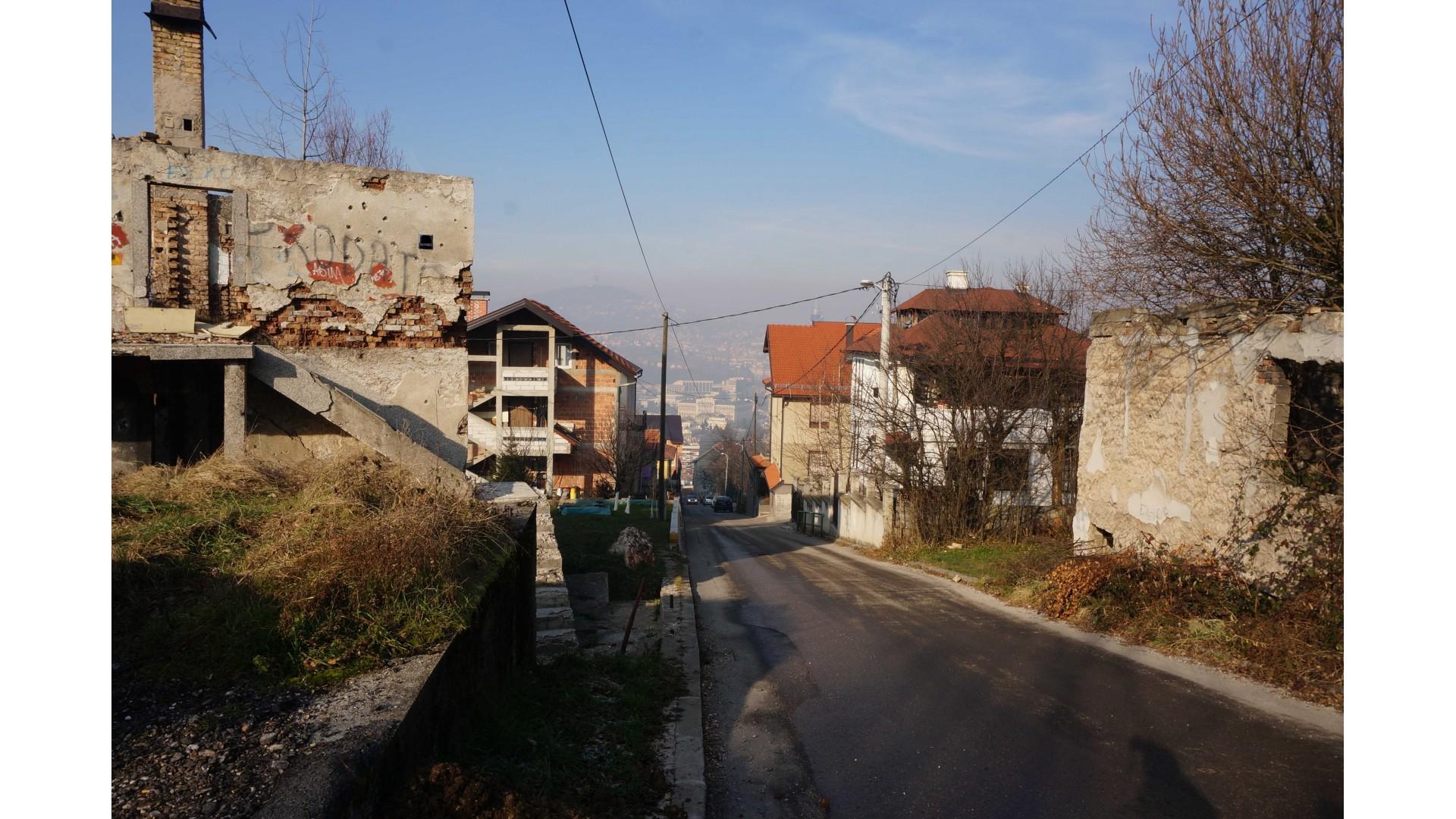 Atraktivno građevinsko zemljište u Novom Sarajevu