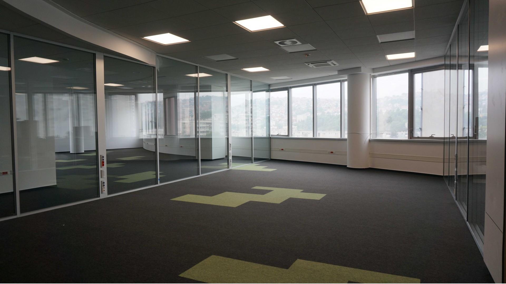 Izdaje se prostor u poslovnoj zgradi A+ kat.